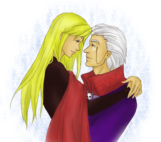 Sparda's love by LonelyEva