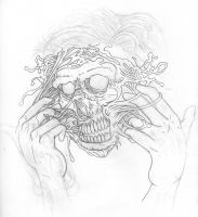 Dead Face [WIP] by RJSoria
