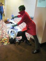 Dragon Con Fights 1 by Aneko-Kitana
