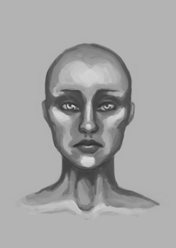 Face Form Practice 1 by strikhedoniak