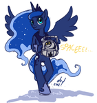 Spaceeeeeeee... by atryl