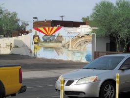 Arizona Mural by BigMac1212