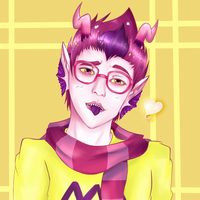 tricksters Eridan wants lick something... by Jufix