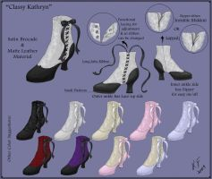 Bodyline Contest-ClassyKathryn by KitFang