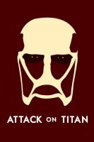 Attak On Titan Minimal by Lus7kuN