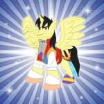 Prince Thunderwing by BennytheBeast