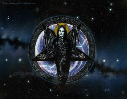 Dani-Filth-Risen-Pentagram by Michele-Fusco