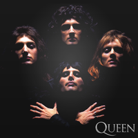 Queen - Queen by AgynesGraphics