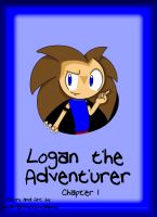 Logan the Adventurer (Full Color Comic Preview) by LugiaboyThePony