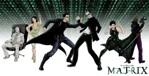 The Matrix PH by thecreatorhd