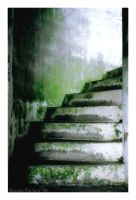 Stairs To Nowhere by paintedfingers