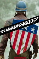 Stark Spangled Man - Cover by FanficDelivery