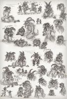 More faun families by JWiesner