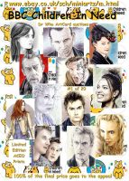 Dr Who Children In Need charity auctions by whu-wei