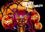 Halloweeen_ness by BeksSketches