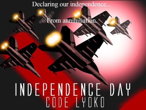 Independence Day: Code Lyoko- Poster 5 by PeaceKeeperd