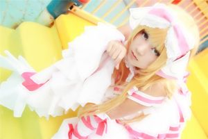 chobits chii pinkish world by w2200354