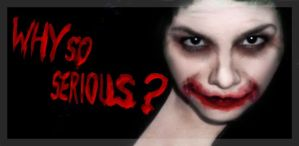 Why so serious Brushes by orevalc