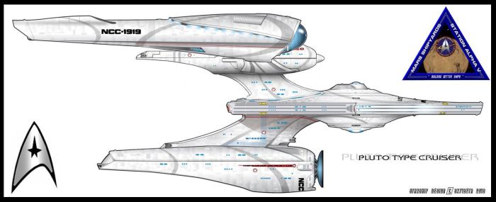 Pluto Type Crusier by SR71ABCD