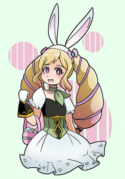 Spring Festival Elise by mgcoco
