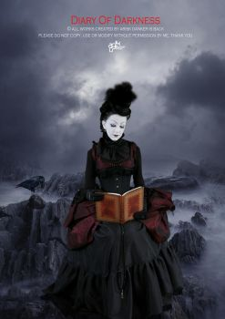 Diary of Darkness by ariskdanker