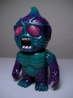 Thunder Lagoon Mini Custom 01 by Troy-Stith