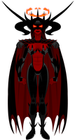 TW Villain: The Infernal Empress by BSDigitalQ