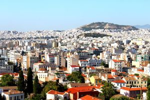 Athens by spockmou