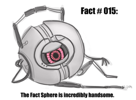 P2 - Handsome Fact Sphere by SuperKusoKao