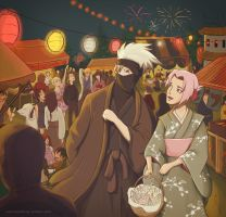 The Festival by neonanything