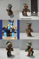 Daring Do Blind Bag by ChibiSilverWings