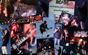 ACDC, Concert a Nice, France by GaryRoswell007
