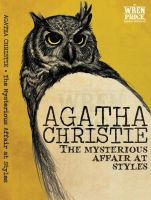 Agatha's Owl Front Cover by Wynta-Illustrations