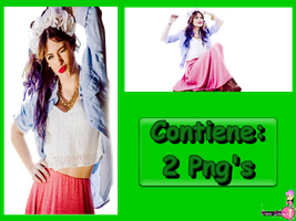 Png's De Martina Stoessel by DaniEditions26