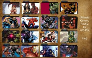 Ultimate Comics Folder Pack 2 by 3o1415