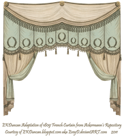 EKD 1809 Curtain - Beige by EveyD