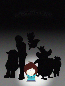 A forgotten world comic cover (coming soon) by EnyatheAngelFox
