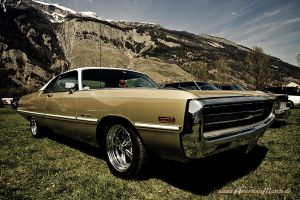 Fullsize Chrysler by AmericanMuscle