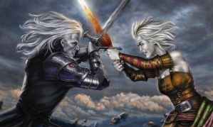 Nahiri vs Sorin by Trick17