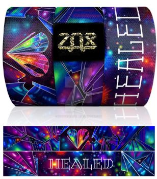 Healed ZOX by Dustywallpaper