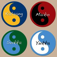 AtLA Canon Shipping Buttons by JewelOfSong