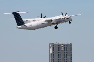 Porter Q400 Departure by tdogg115