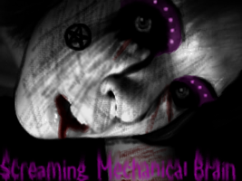 Screaming Mechanical Brain by Pastelistic