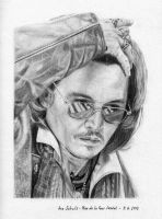 Johnny Depp - Toronto 2012 - 3 by shaman-art