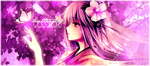 signature butterfly passion by Hitsu26