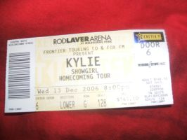 Kylie Ticket by NYC55david