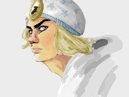 Johnny Joestar by sniktttt
