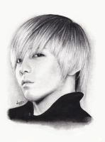Lee Hong Ki by Laaury