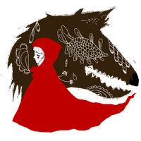 red riding hood by OldWiseOwl