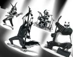 The Heavy Metal Band by Peipp